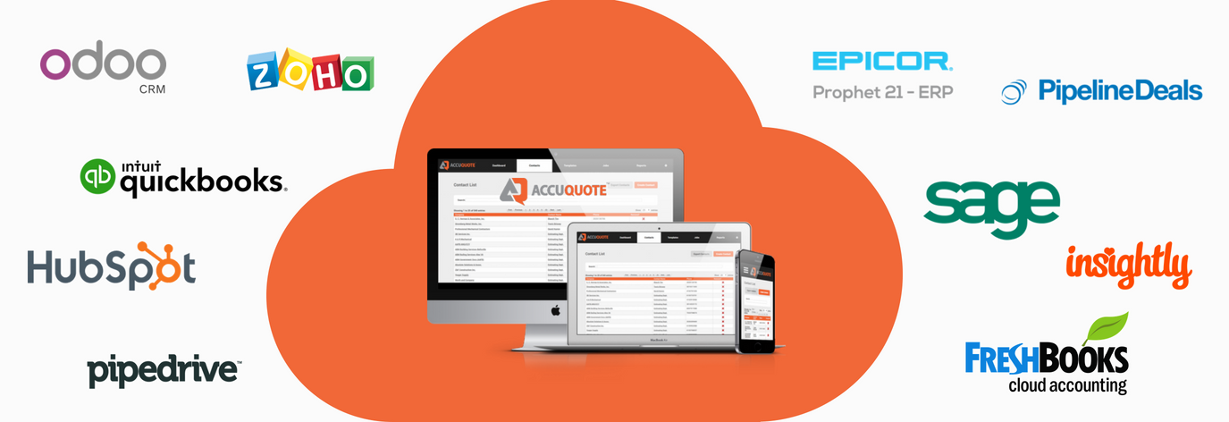 Transfer From AccuQuote to Your Favorite CRM or Accounting Software - AccuQuote Tracking and reporting