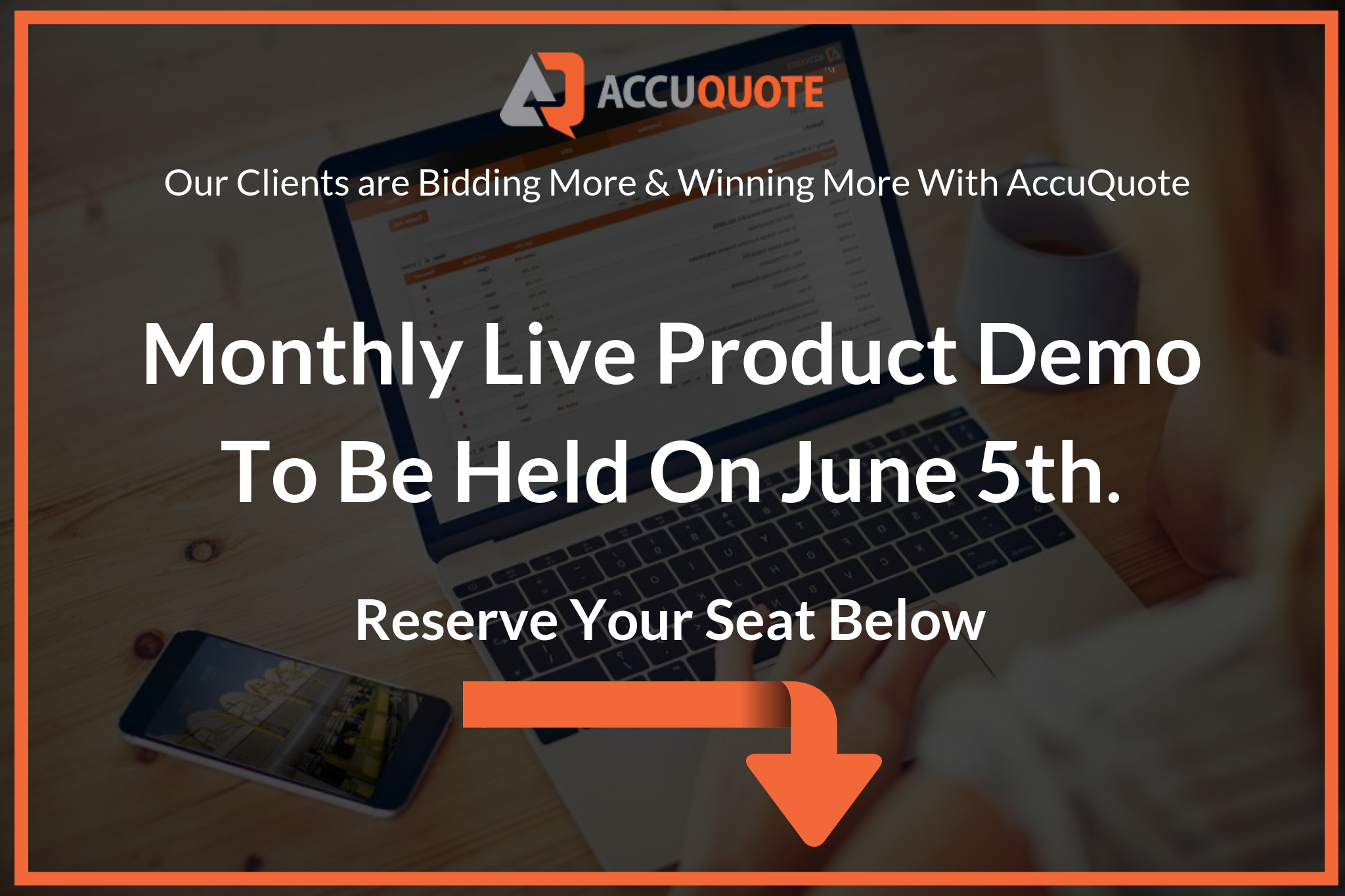 Monthly Live Product Demo June